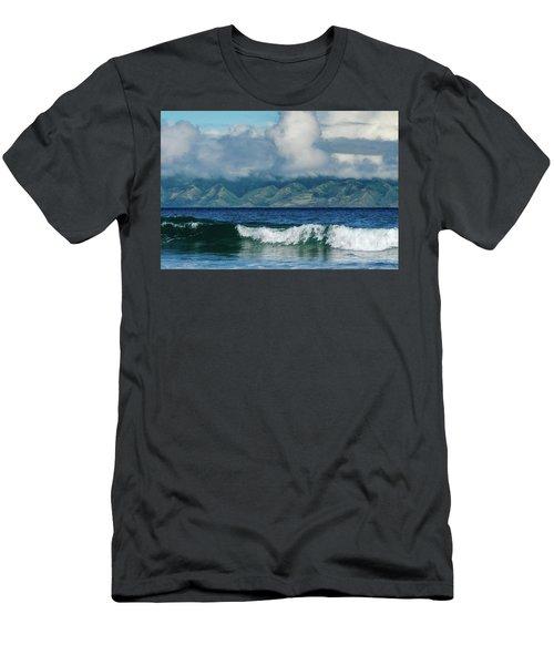 Maui Breakers Men's T-Shirt (Athletic Fit)