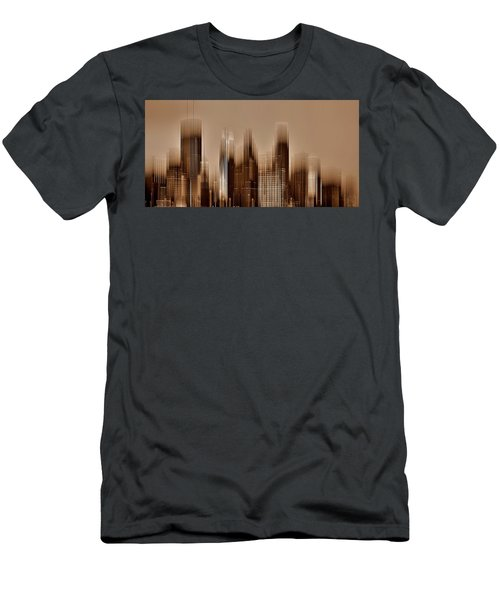 Minneapolis 2 Men's T-Shirt (Athletic Fit)