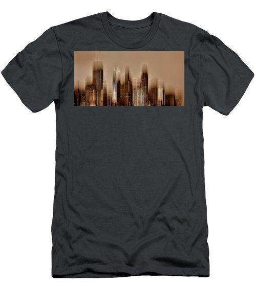Minneapolis 2 Men's T-Shirt (Athletic Fit)