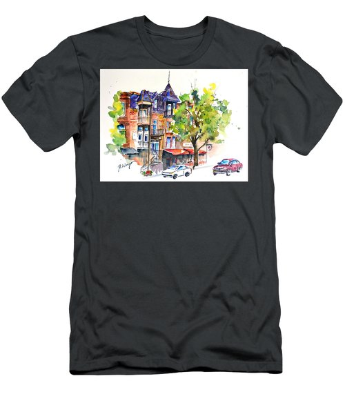 Montreal #2 Men's T-Shirt (Athletic Fit)