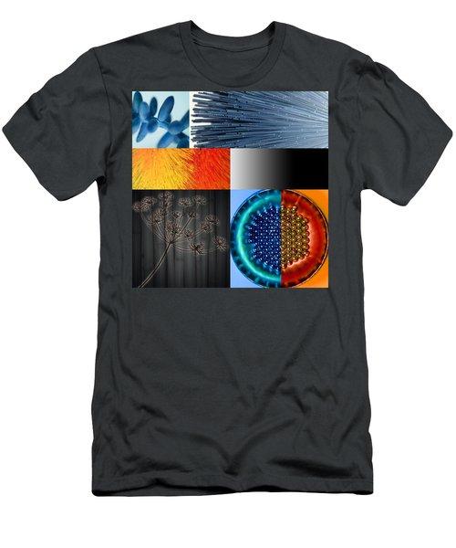 Nocturne I Men's T-Shirt (Athletic Fit)