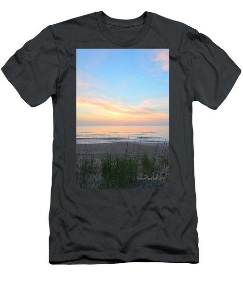 Obx Sunrise Men's T-Shirt (Athletic Fit)