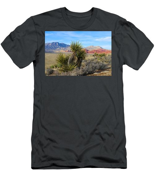 Red Rock Canyon National Conservation Area Men's T-Shirt (Athletic Fit)