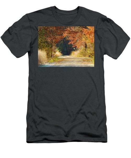 Secrets Men's T-Shirt (Athletic Fit)