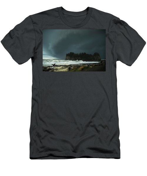 Storm Is Coming Men's T-Shirt (Athletic Fit)