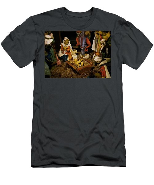 The Nativity Men's T-Shirt (Athletic Fit)