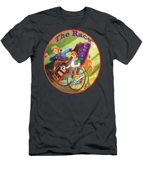 The Race Men's T-Shirt (Athletic Fit)