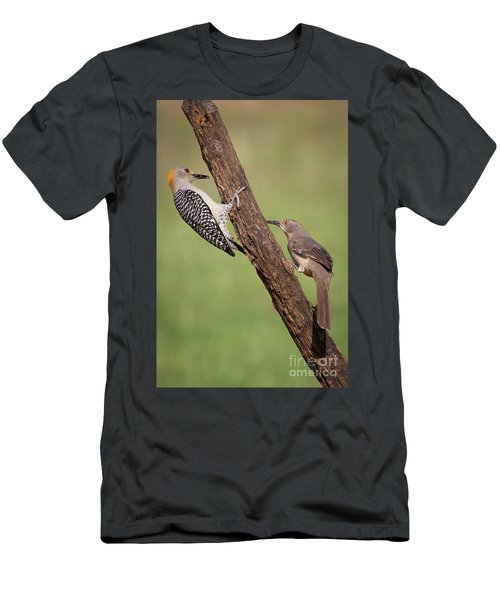 The Stare Down Men's T-Shirt (Athletic Fit)