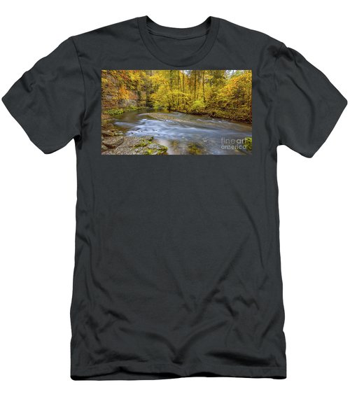 The Wutach Gorge Men's T-Shirt (Athletic Fit)