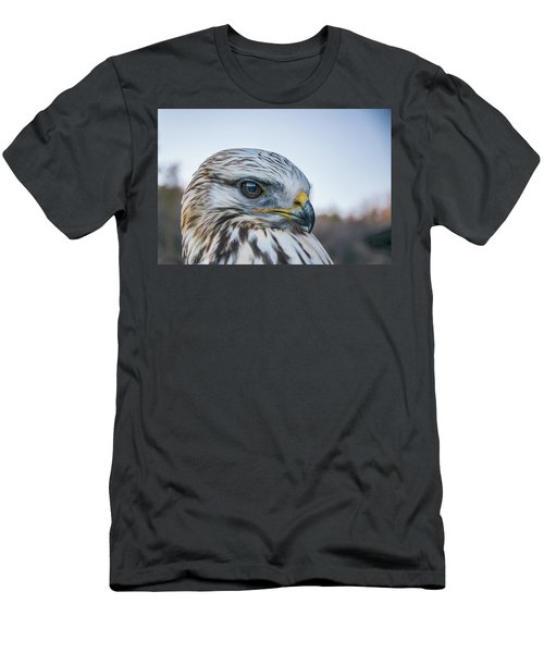 Men's T-Shirt (Athletic Fit) featuring the photograph B2 by Joshua Able's Wildlife