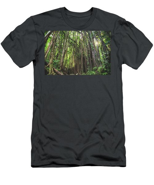 Where Life Takes Us Men's T-Shirt (Athletic Fit)