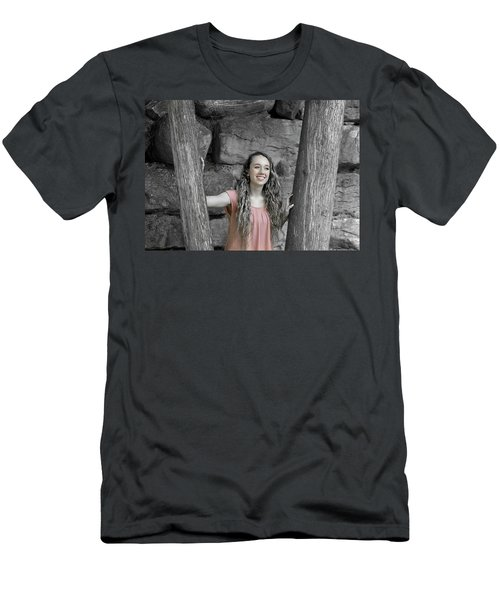 10be Men's T-Shirt (Athletic Fit)