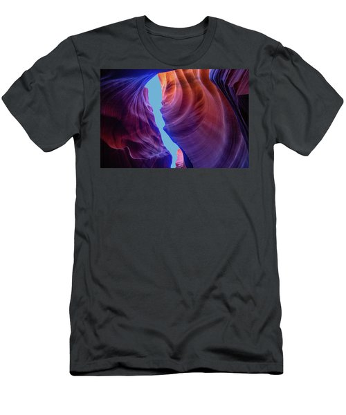 The Body's Earth  Men's T-Shirt (Athletic Fit)