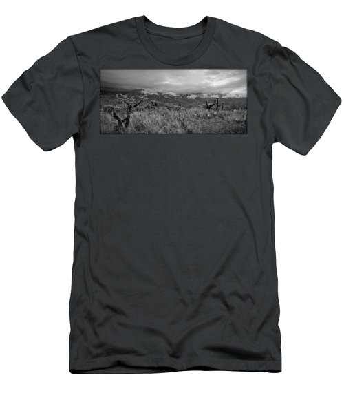 12-26-18 Snow Storm Men's T-Shirt (Athletic Fit)