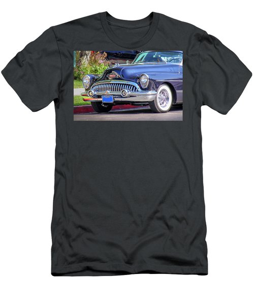 1953 Buick Skylark - Chrome And Grill Men's T-Shirt (Athletic Fit)