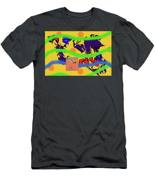 2-25-2019e Men's T-Shirt (Athletic Fit)