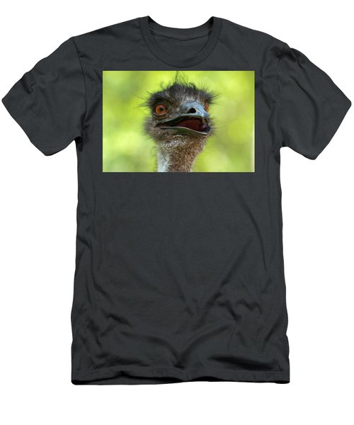 Australian Emu Outdoors Men's T-Shirt (Athletic Fit)