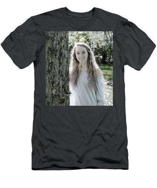 2bee Men's T-Shirt (Athletic Fit)
