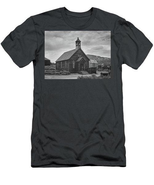 Bodie Church Men's T-Shirt (Athletic Fit)