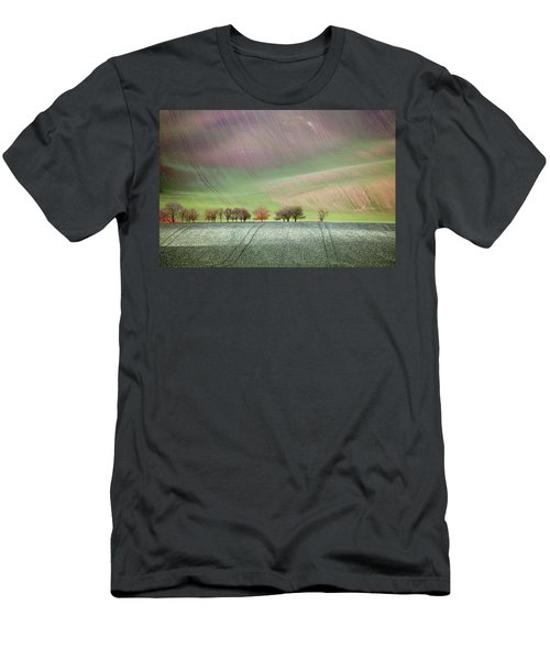 Autumn In South Moravia 3 Men's T-Shirt (Athletic Fit)