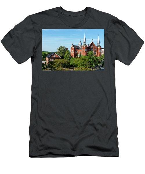 Sacred Heart Cultural Center - Augusta Ga Men's T-Shirt (Athletic Fit)