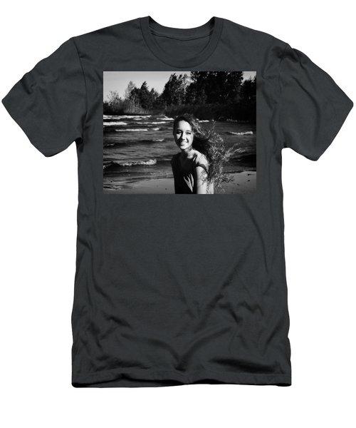 3B Men's T-Shirt (Athletic Fit)