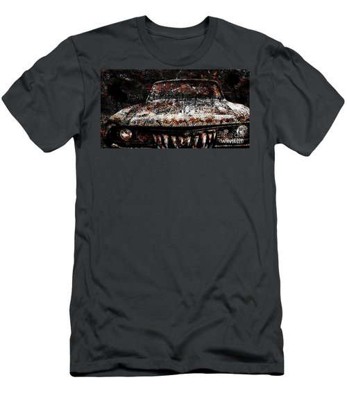 40 Years And Mean Teeth Men's T-Shirt (Athletic Fit)