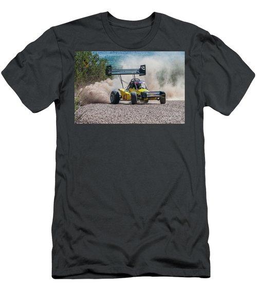 #43 Spencer Steele Men's T-Shirt (Athletic Fit)