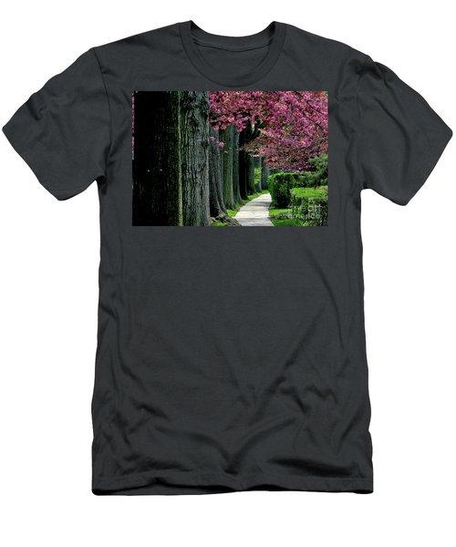 5-29-2009l Men's T-Shirt (Athletic Fit)