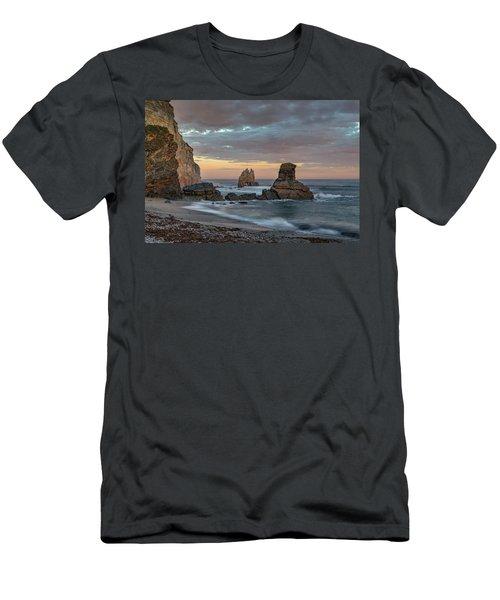 Playa Portizuelo - Spain Men's T-Shirt (Athletic Fit)