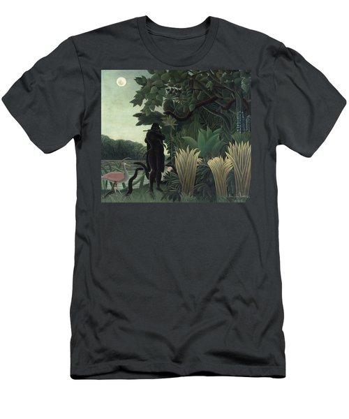The Snake Charmer Men's T-Shirt (Athletic Fit)
