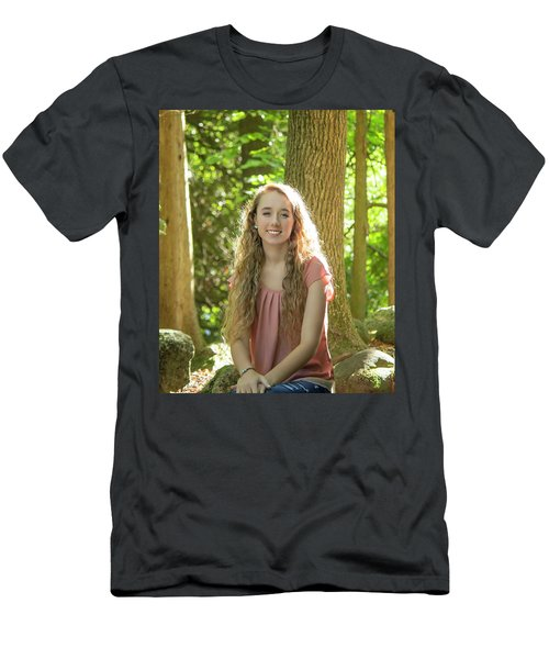8AE Men's T-Shirt (Athletic Fit)
