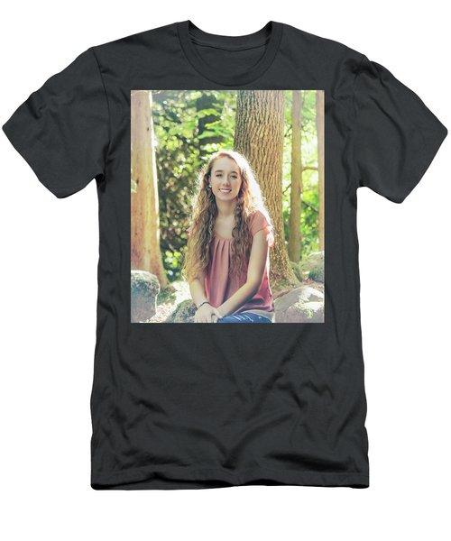 8BE Men's T-Shirt (Athletic Fit)