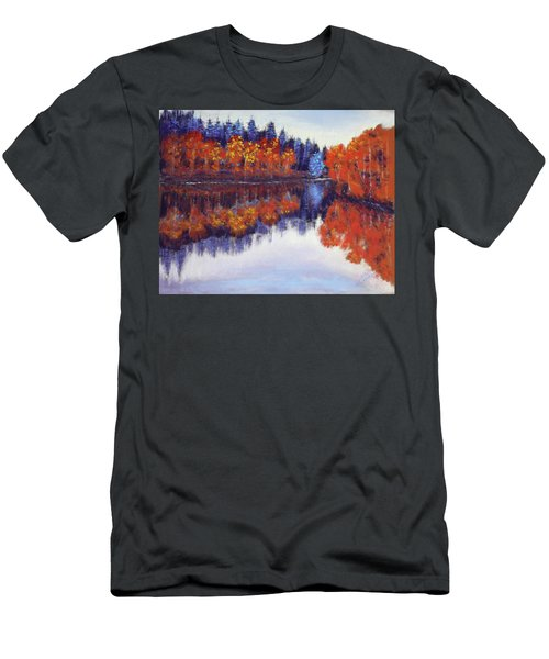 A Brisk Morning Men's T-Shirt (Athletic Fit)