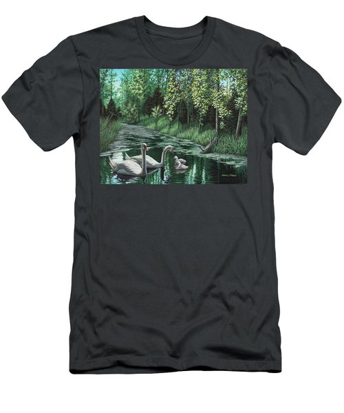 A Day Out Men's T-Shirt (Athletic Fit)