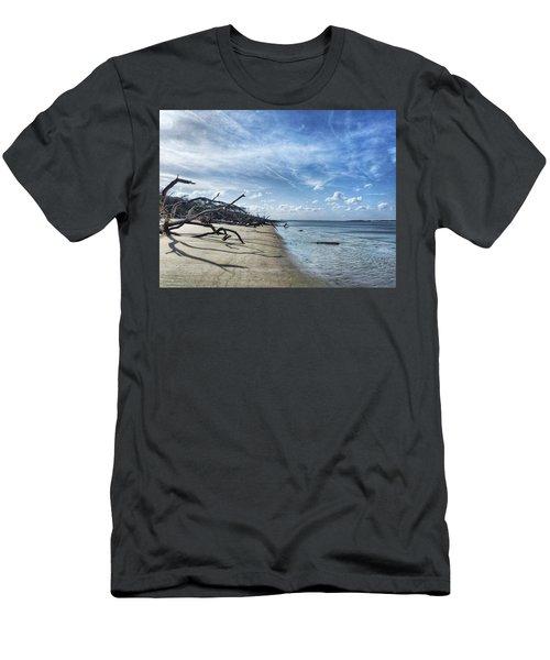A Fine Line Men's T-Shirt (Athletic Fit)