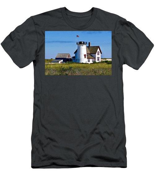 A Light On The Cape Men's T-Shirt (Athletic Fit)
