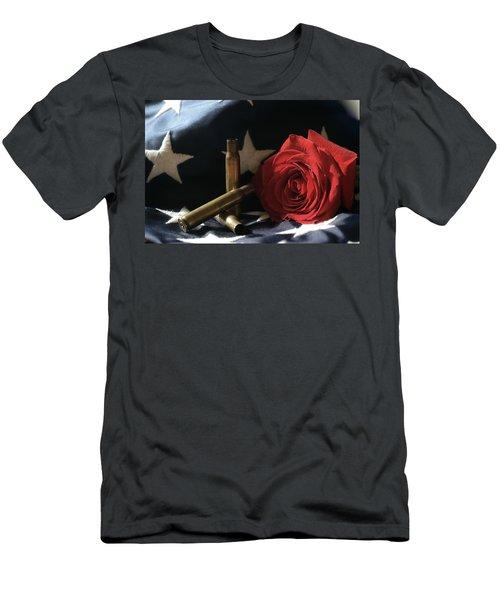 A Patriots Passing Men's T-Shirt (Athletic Fit)