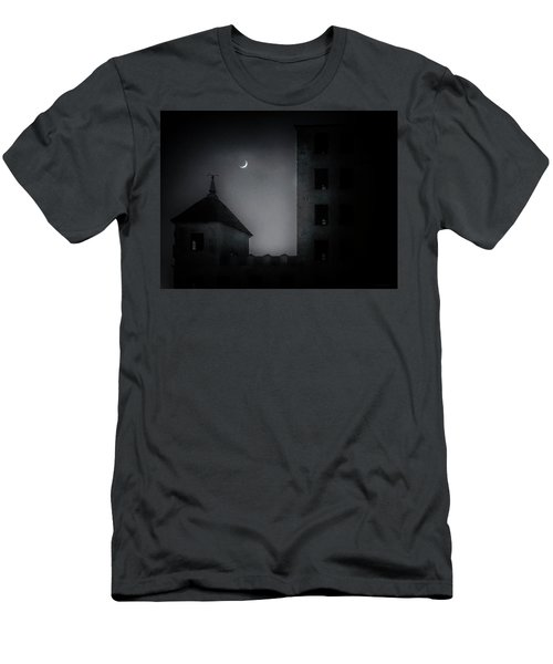 A Peak Through The Dark Men's T-Shirt (Athletic Fit)