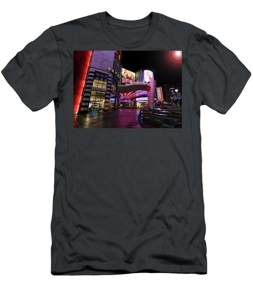 A Planet Hollywood Las Vegas Resort And Casino Men's T-Shirt (Athletic Fit)
