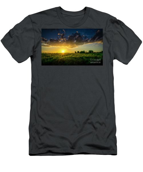 A Relaxing Moment Men's T-Shirt (Athletic Fit)