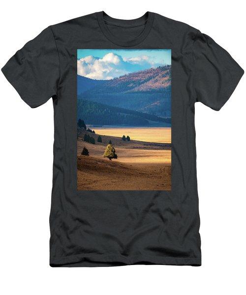 A Slice Of Caldera Men's T-Shirt (Athletic Fit)