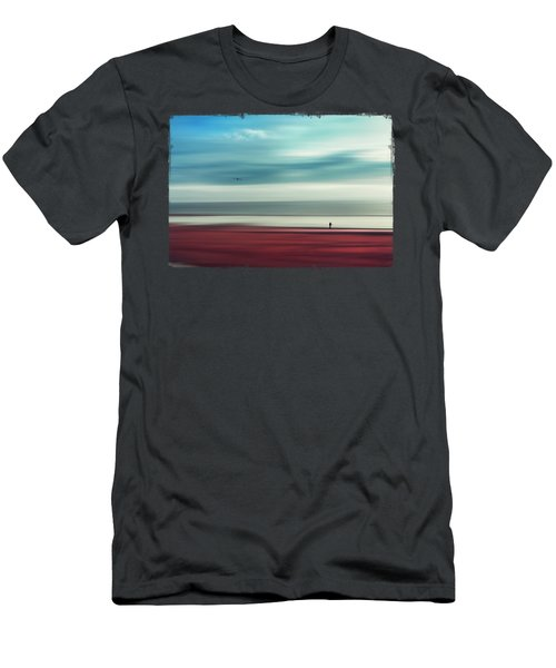 A Walk In Silence Men's T-Shirt (Athletic Fit)