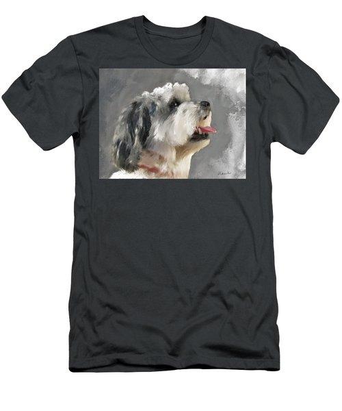 Abby 2 Men's T-Shirt (Athletic Fit)