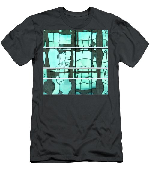 Abstritecture 36 Men's T-Shirt (Athletic Fit)