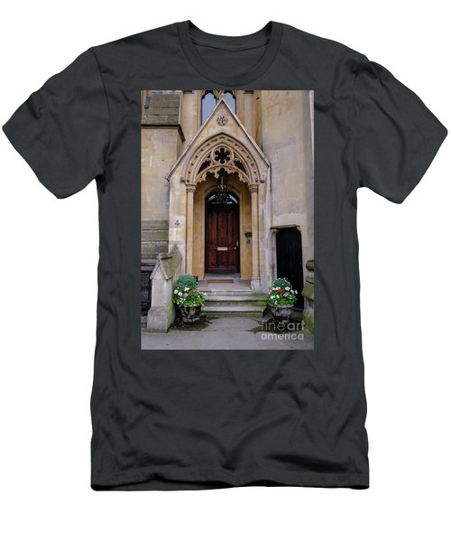 All Are Welcome Men's T-Shirt (Athletic Fit)