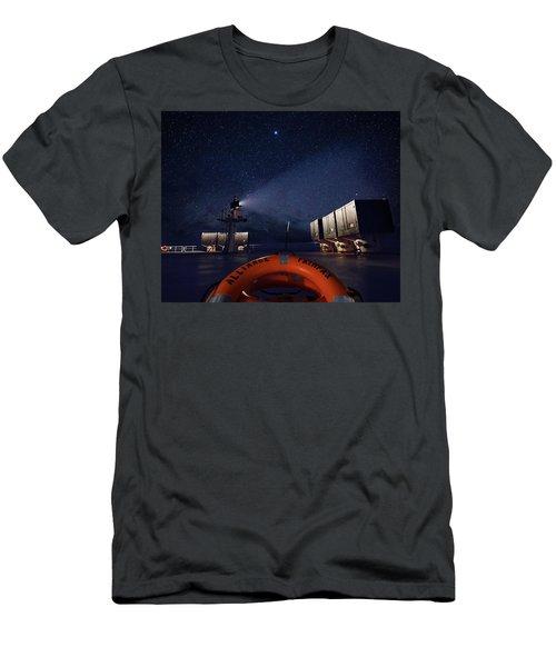 Alliance Fairfax Starry Night Men's T-Shirt (Athletic Fit)