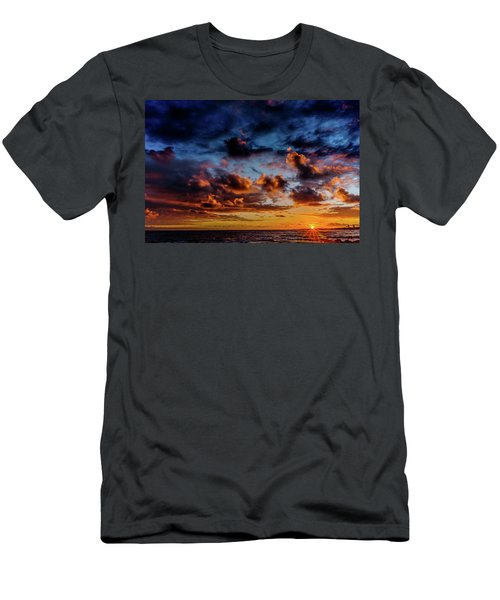 Almost A Painting Men's T-Shirt (Athletic Fit)