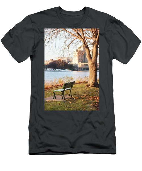 Along The Charles Men's T-Shirt (Athletic Fit)