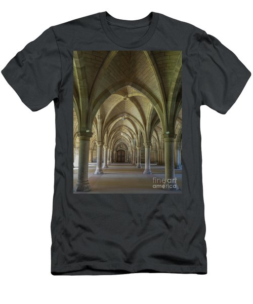 Along The Cloisters Men's T-Shirt (Athletic Fit)